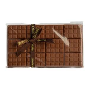 Mini tablettes chocolat au...