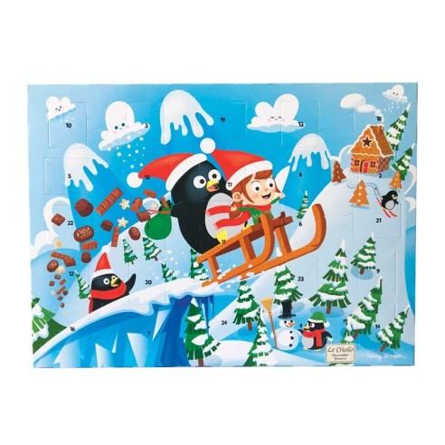 Advent calendar for children
