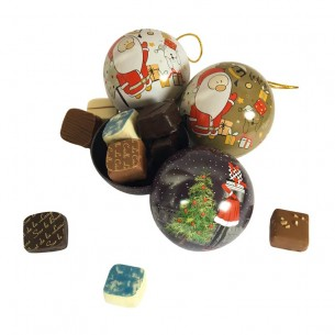 Christmas tree bowl with...