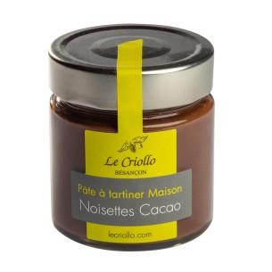 Pâte à tartiner cacao