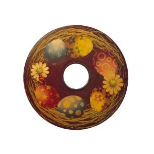 CD Joyeuses Pâques en chocolat