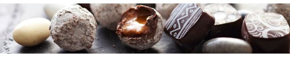 Vente / Achat Chocolats FINS en ligne - Commande Boutique artisanale - Créateur Artisan Chocolatier