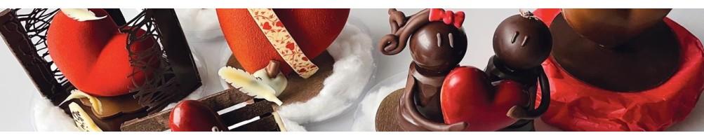 Chocolat artisanal Fêtes - Noël, Pâques, A Offrir - Fabrication française